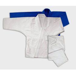 Jiu Jitsu Gi Białe Podwójna Plecionka 17oz - Kimono do Jiu-jitsu (GTTA940_120)