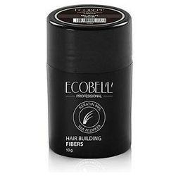 Mikrowłókna do zagęszczania włosów Ecobell 99% keratyna 10g