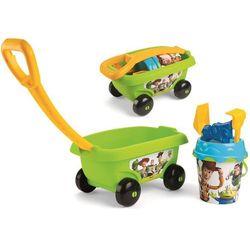 Wózek z akcesoriami do piasku Toy Story