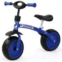 Rowerki biegowe, Hauck Rowerek biegowy Super R10 - niebieski