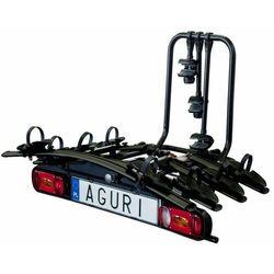 Platforma bagażnik rowerowy Aguri Active Bike 4 rowery black