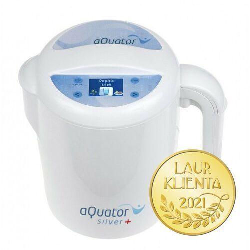Oczyszczacze powietrza, Jonizator Aquator Silver+