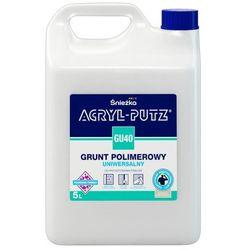 Acryl Putz Gu40 Grunt Polimerowy Uniwersalny 5L