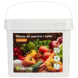 Nawóz do warzyw i sałat Verve 4 kg