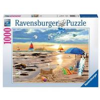 Puzzle, Ravensburger 1000 EL. Gotowi na lato