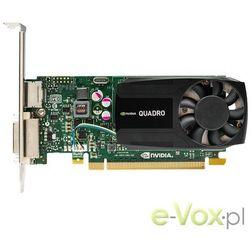 Karta graficzna PNY Technologies Quadro K620 2GB DDR3 (128-bit) DVI-D DL, DisplayPort (VCQK620-PB) Darmowy odbiór w 15 miastach!