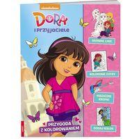 Książki dla dzieci, Dora i przyjaciele - Jeśli zamówisz do 14:00, wyślemy tego samego dnia. Darmowa dostawa, już od 99,99 zł. (opr. miękka)