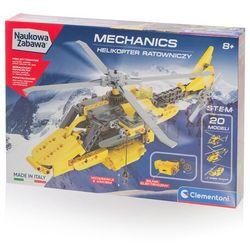 Laboratorium mechaniki - helikopter ratowniczy