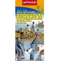 Mapy i atlasy turystyczne, Mapa turystyczna - Bornholm 1:45 000 w.2017 - Praca zbiorowa (opr. broszurowa)