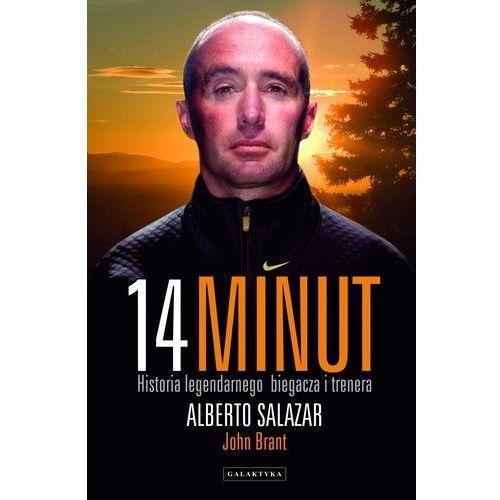 E-booki, 14 minut. Historia legendarnego biegacza i trenera - Alberto Salazar