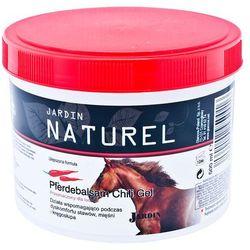 Żel koński rozgzrewający z ekstratem z chili 500ml