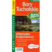 Mapy i atlasy turystyczne, Bory Tucholskie. Mapa turystyczna (opr. miękka)