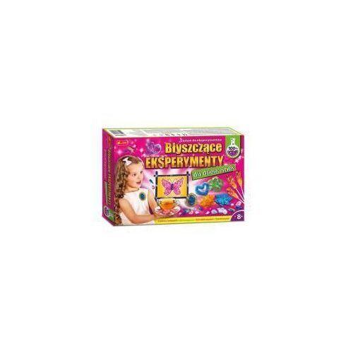Kreatywne dla dzieci, Błyszczące eksperymenty dla dziewczynek