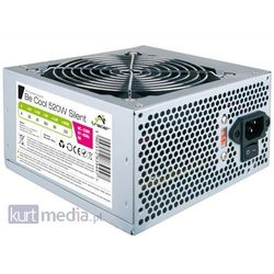 Zasilacz TRACER Be Cool 520W Silent