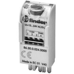 Moduł czasowy do przekaźnika 12-24V AC/DC, Funkcja AI, DI 86.30.0.024.0000