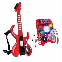 Simba Gitara Disco Ze Wzmacniaczem My Music World
