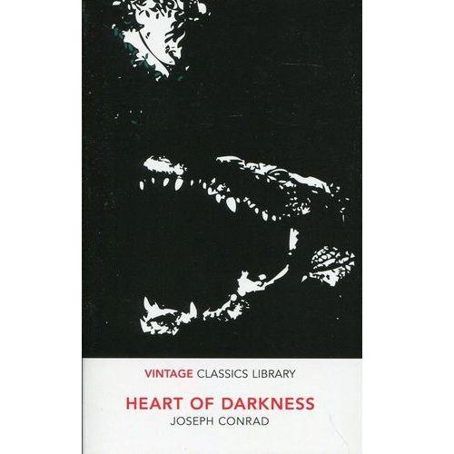 Publicystyka, eseje, polityka, Heart of Darkness (opr. miękka)