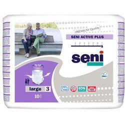 SENI Active Plus XL - elastyczne majtki chłonne 10szt.