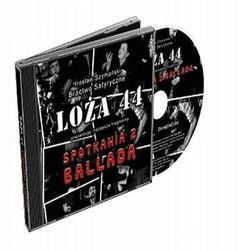 Spotkania z balladą (CD) - Loża 44 OD 24,99zł DARMOWA DOSTAWA KIOSK RUCHU
