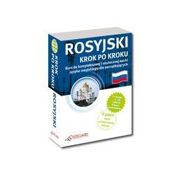 Rosyjski - Krok po kroku (CD w komplecie)