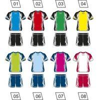 Piłka nożna, Strój piłkarski Colo Racoon + nadruk gratis