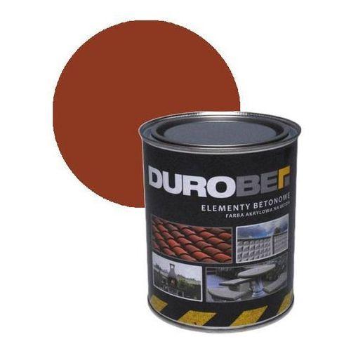 Farby, Farba Durobet elementy betonowe cegła klinkierowa 0,75 l