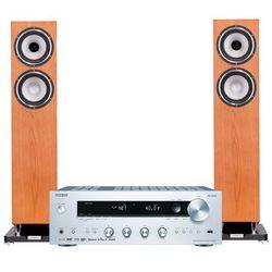 Zestaw stereo ONKYO TX-8270S + TANNOY Revolution XT 6 F Dąb