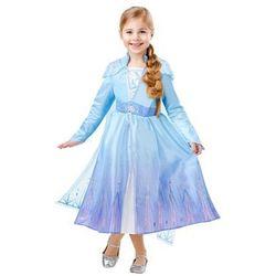 Kostium Frozen 2 Elsa Deluxe dla dziewczynki - Roz. M