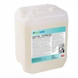 ECO SHINE SEPTAL EXPRESS preparat do szybkiej dezynfekcji powierzchni 5 l.