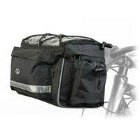Sakwy, torby i plecaki rowerowe, Torba na kierownicę AUTHOR A-H721 QRX7 czarna 25.4-31.8 mm