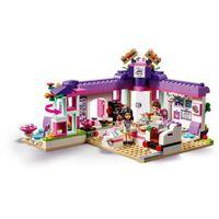 Klocki dla dzieci, 41336 ARTYSTYCZNA KAWIARNIA EMMY (Emma's Art Cafe) KLOCKI LEGO FRIENDS