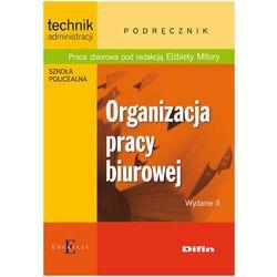 Organizacja pracy biurowej (opr. miękka)