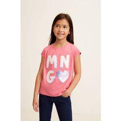 Mango Kids - Top dziecięcy Mangolo4 104-164 cm