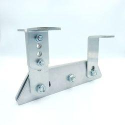 Wspornik ławy kominiarskiej aluminiowy TYP N ze śrubami nierdzewnymi A2