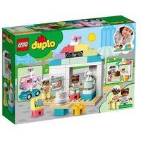 Klocki dla dzieci, Lego DUPLO Piekarnia 10928