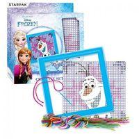 Kreatywne dla dzieci, Zestaw kreatywny do wyszywania Frozen