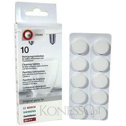 Tabletki czyszczące Bosch/Siemens 310575 - 10 sztuk