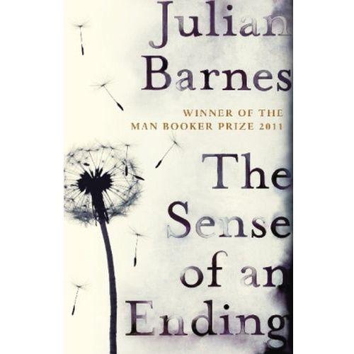Książki do nauki języka, Sense of an Ending (opr. miękka)