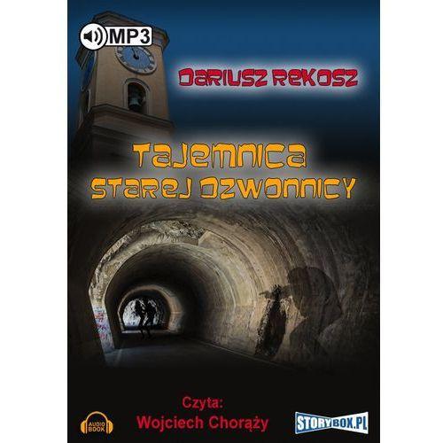 Audiobooki, Tajemnica starej dzwonnicy - Dariusz Rekosz