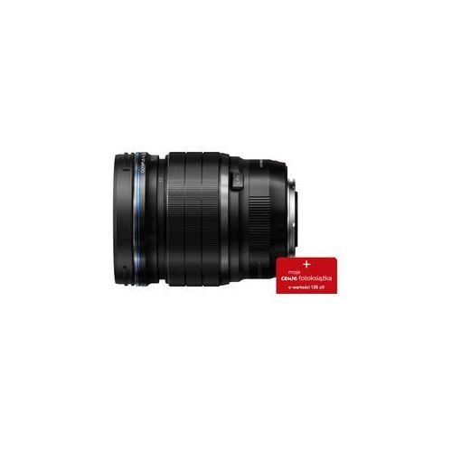 Konwertery fotograficzne, Olympus M.Zuiko Digital 17mm f/1.2 PRO (czarny)