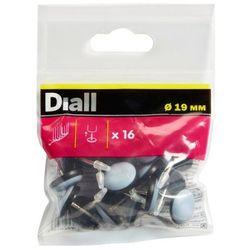 Podkładki wbijane Diall teflonowe 19 mm 16 szt.