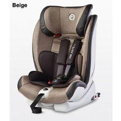Fotelik Caretero Volante Fix Limited ISOFIX 9-36 kg - Beige