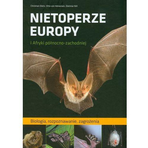 Biologia, Nietoperze Europy i Afryki północno-zachodniej (opr. twarda)