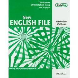 New English File Intermediate Workbook + CD - Oxenden Clive, Latham-Koenig Christina (opr. miękka)