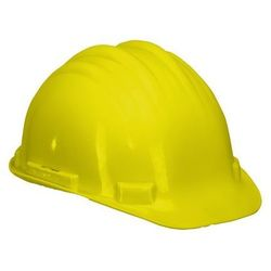 Kask przemysłowy ochronny żółty kategorii III, Lahti Pro
