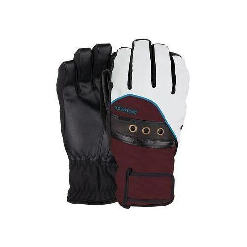 Odzież do sportów zimowych, rękawice snowboardowe POW - Ws Astra Glove Port (PO) rozmiar: M