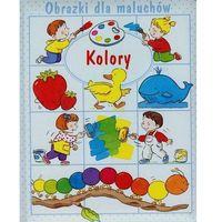 Książki dla dzieci, Obrazki dla maluchów. Kolory - Emilie Beaumont, Claire Laroussinie, Nathalie Belineau (opr. kartonowa)