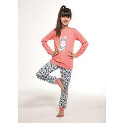 Piżama Cornette Kids Girl 353/115 Llama dł/r 86-128