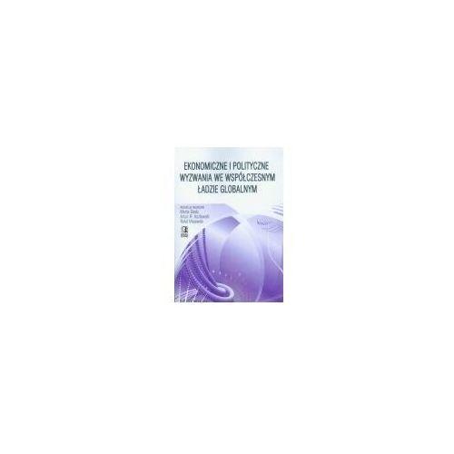 Biblioteka biznesu, Ekonomiczne i polityczne wyzwania we współczesnym ładzie globalnym (opr. miękka)