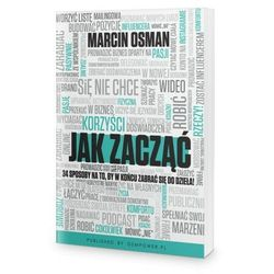 Jak zacząć - Marcin Osman